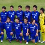 関東大学サッカーリーグ 1部 第18節 神奈川大vs順天堂大