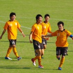 関東大学サッカーリーグ 1部 第18節 中央大vs早稲田大