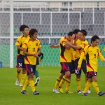 関東大学サッカーリーグ 1部 第18節 日体大vs慶應大