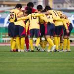 関東大学サッカーリーグ 1部 最終節(第22節)流通経済大学-慶応大学
