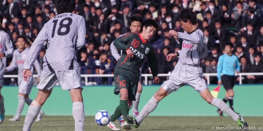 関東大学サッカー オープニングフェスティバル2013
