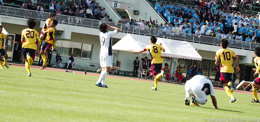 [JUFA関東1部] 第6節 国士舘大学ー慶応義塾大学