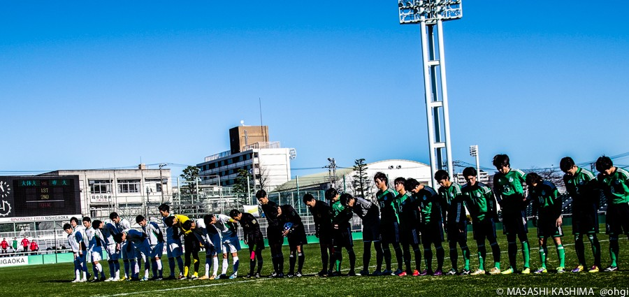[IN-COLLE2013] インカレ準決勝 大阪体育大学-専修大学