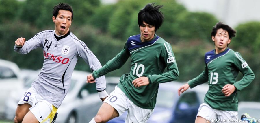 [JUFA]全日本大学選抜vs関東大学選抜候補