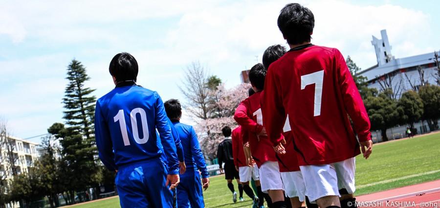 [JUFA関東2部2014] 第1節 神奈川大学ー平成国際大学