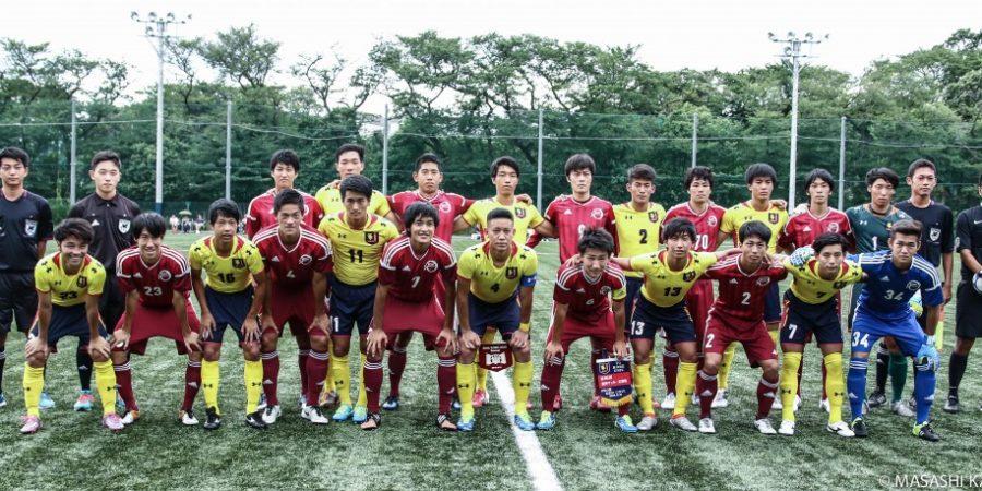 [定期戦2016] 第66回慶應・神戸サッカー定期戦