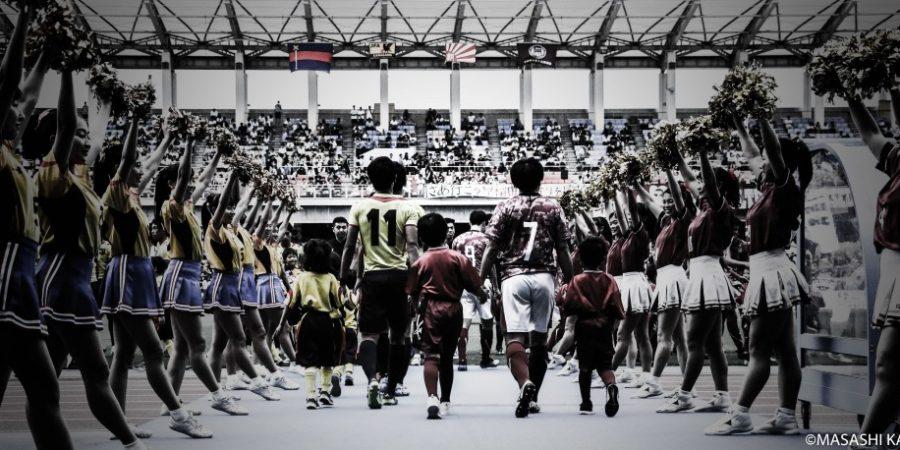 [定期戦2018] 第69回早慶サッカー定期戦